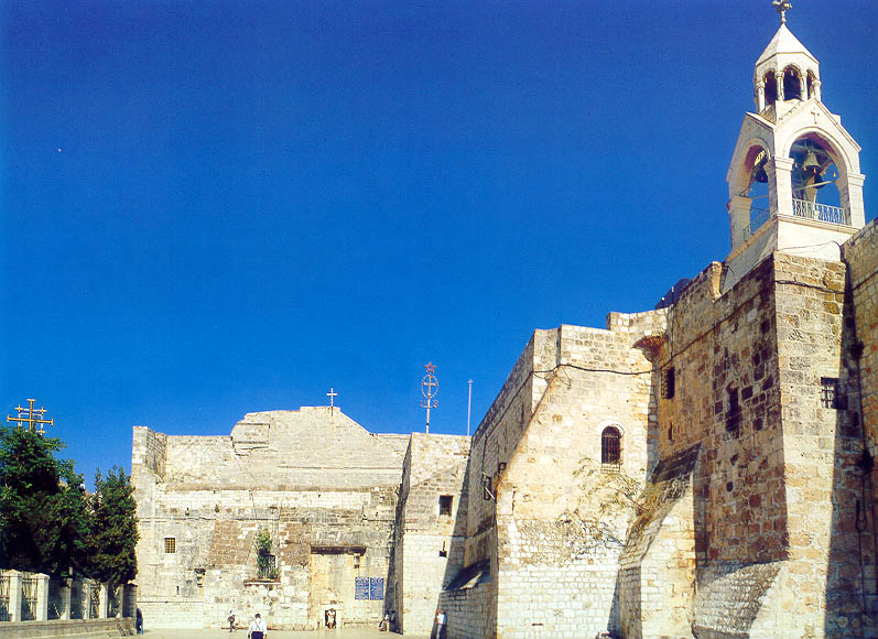 The Church of the Nativity in Bethlehem