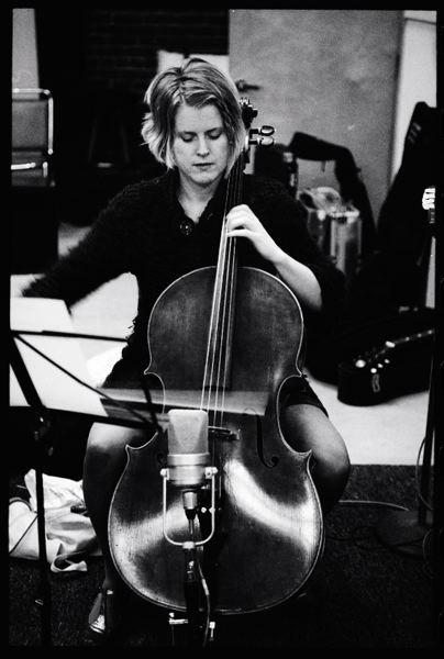 Jessica Catron - Cello