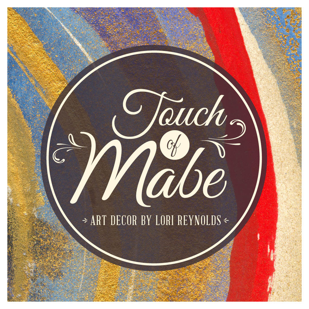 """Touch of Mabe""     -Local branding project in Logan, Utah"