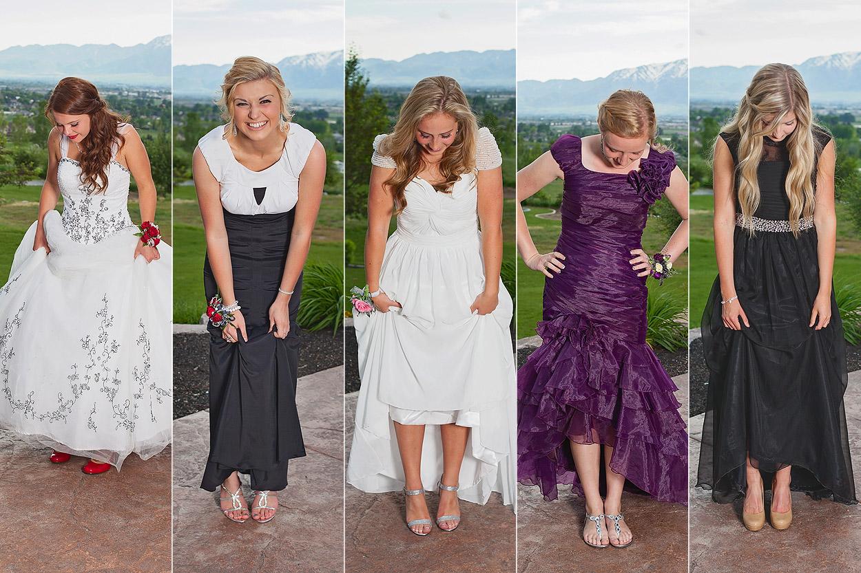 Charmant Bescheiden Prom Kleider Utah Galerie - Brautkleider Ideen ...