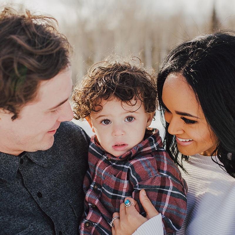 Evans Family -