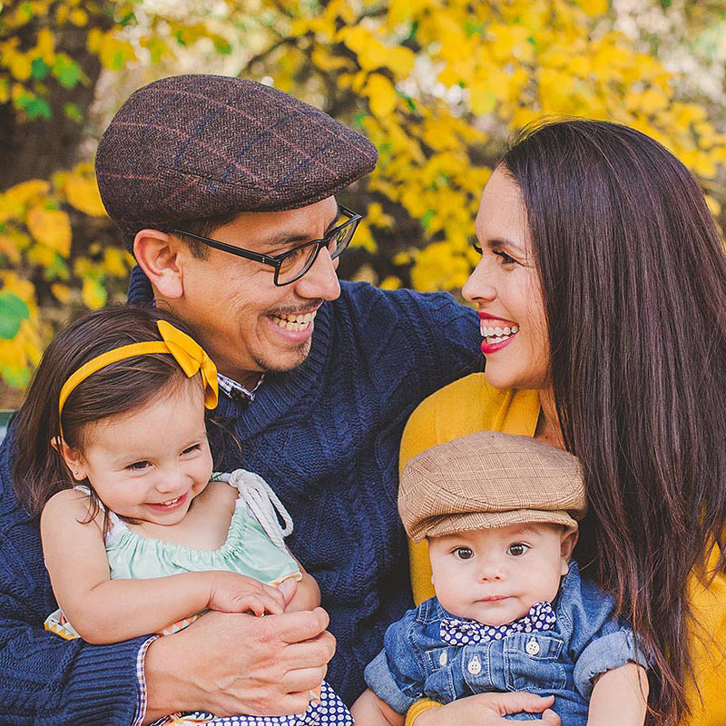 Lucero Family -