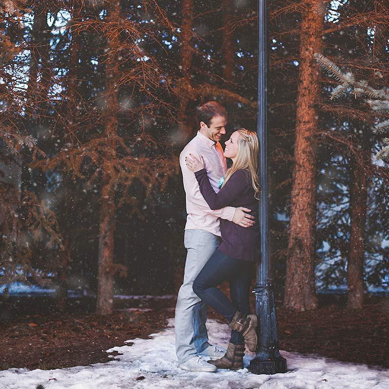 Hannah + Aaron -