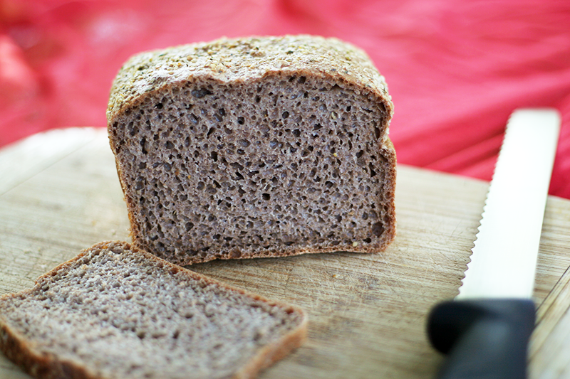 Spelt bread from The Fun of Baking Bread © Andrea Schmidt 2016
