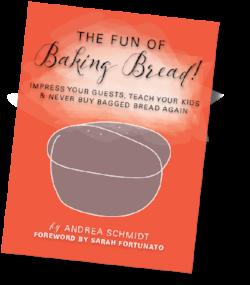 The Fun of Baking Bread