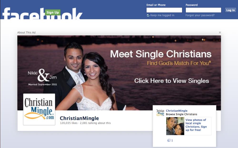 Christian mingle email