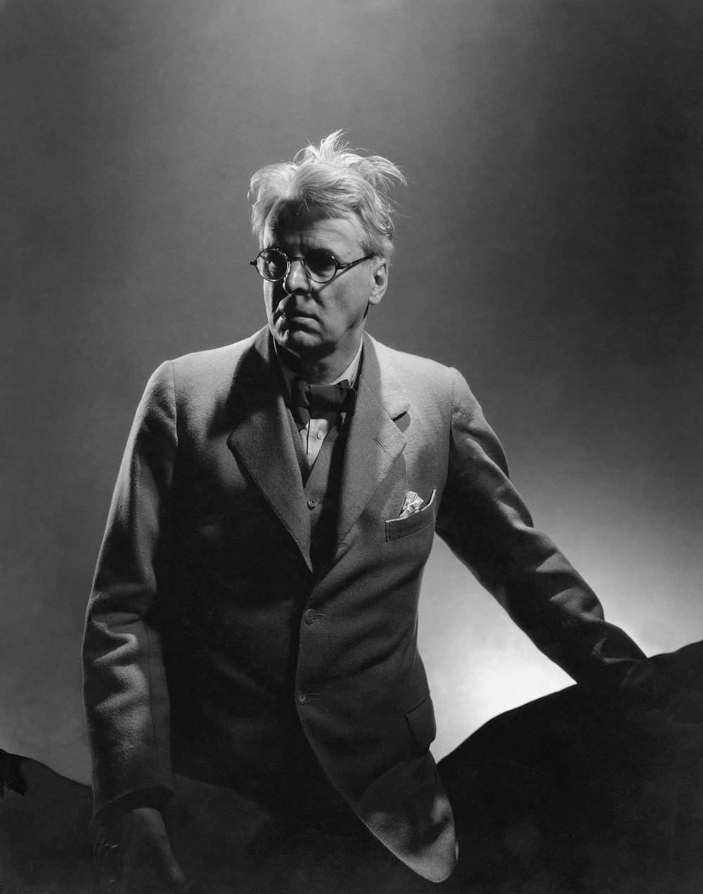 Not Bernie Sanders, but W.B. Yeats