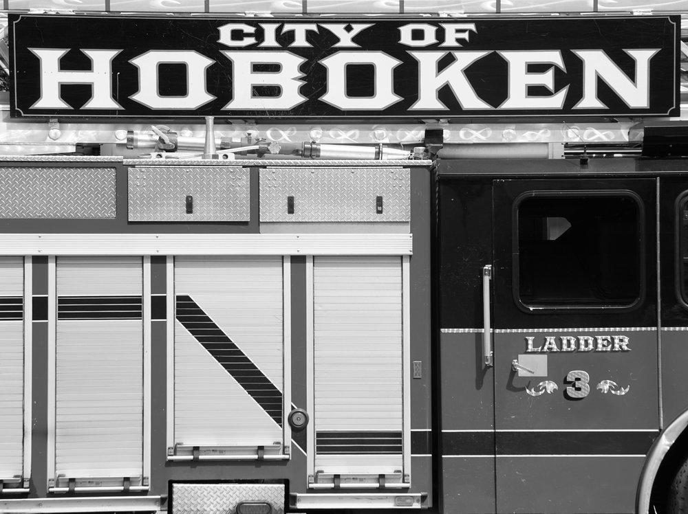 Hoboken Fire Fighter Photograph