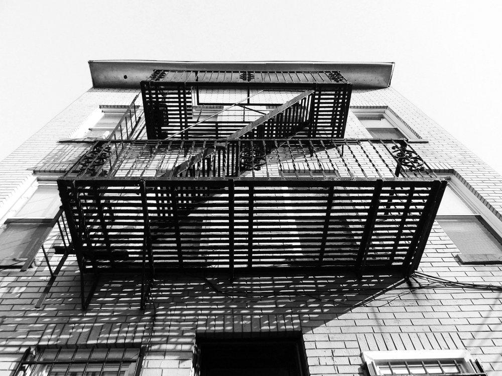 Jersey City Building Photograph