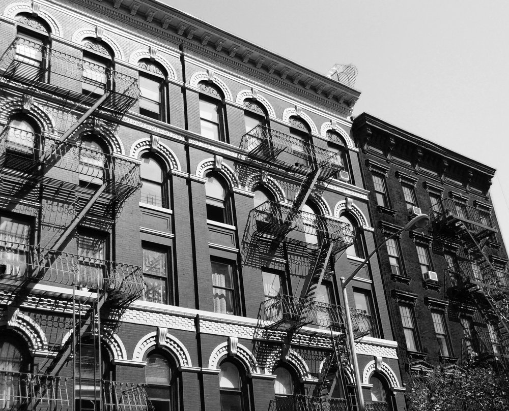 Black and White New York City Photography
