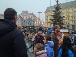 The Brno Christmas Market