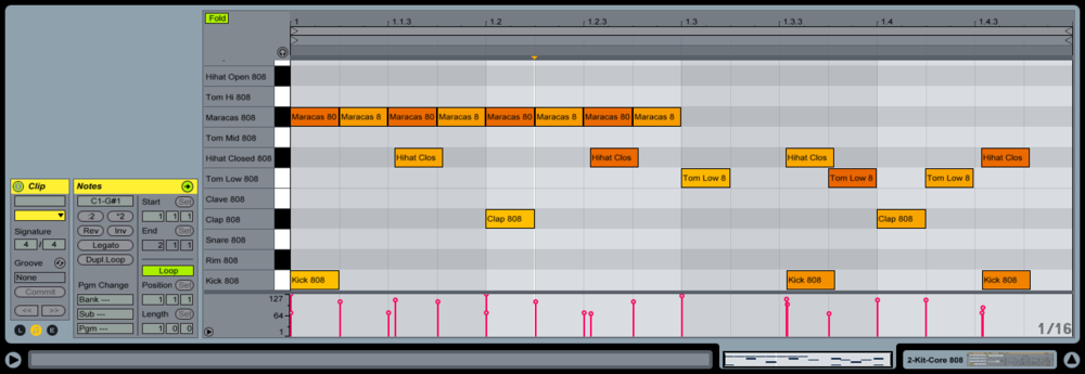 "Shifting some MIDI notes off grid can do a lot to add groove to your MIDI performance.  You can remove the grid by pressing ""CMD 4""."