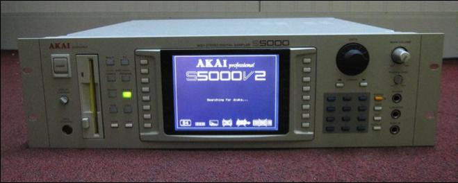 Akai S5000