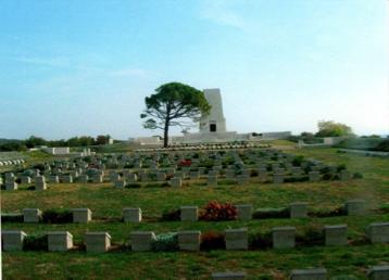 Lone Pine Cemetery Gallipoli Peninsula