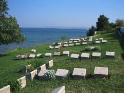 Beach Cemetery Gallipoli Peninsula