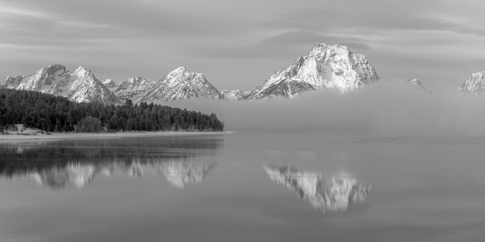 Jackson Lake And The Tetons | MM 246 | 35mm Summilux ASPH FLE