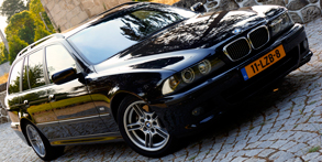 BMW E39 530i Touring Individual M Package. German efficient luxury.