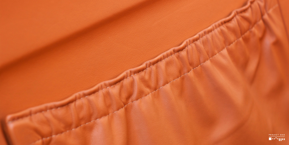 The very best leather products are used to clean, treat and protect.