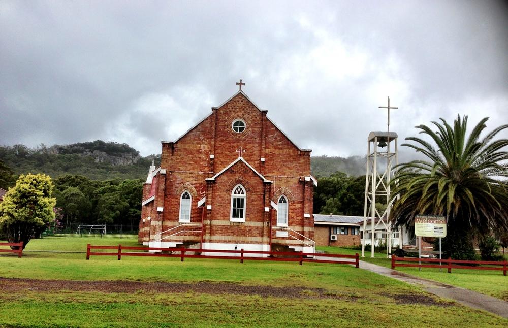 Church,Bulahdelah.