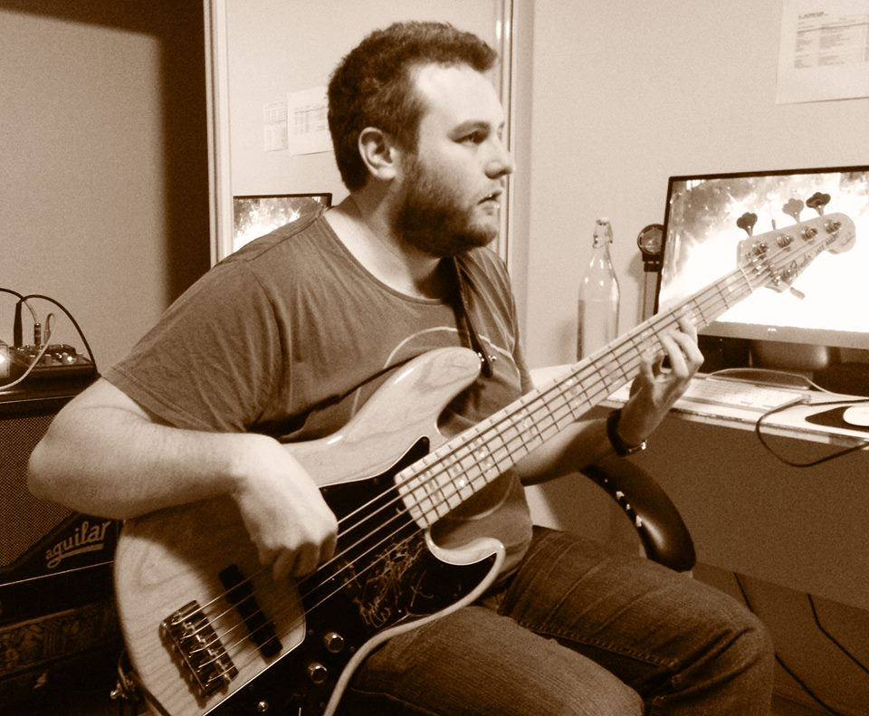 Whenever I need bass inspiration Jarrod Gibson is the man I look to.