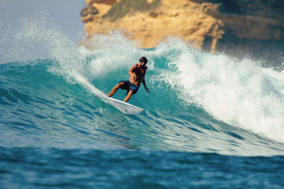 The 'Got Soul' man himself laying down a sweet soul carve.