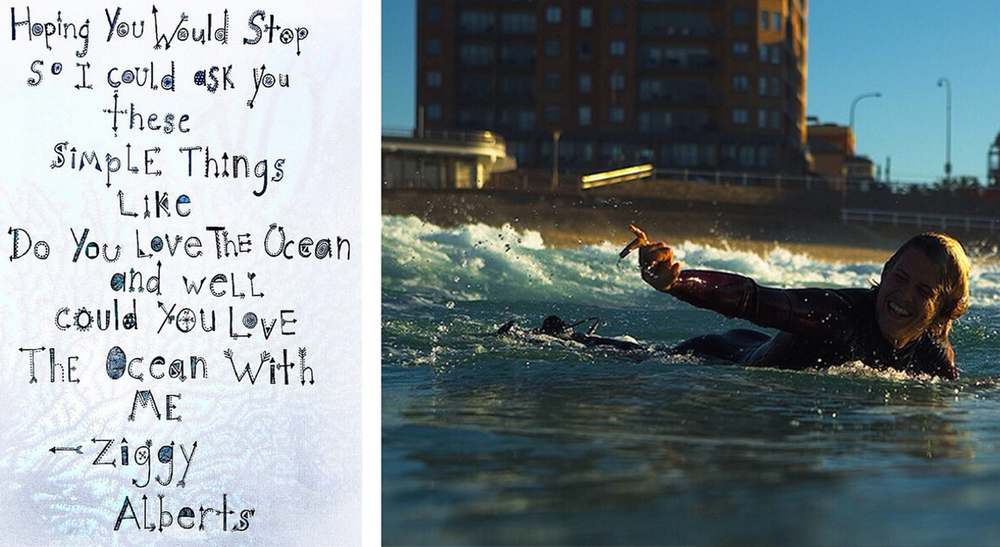 Ziggy Alberts Musician Free Surfer Rebel On A Rainbow