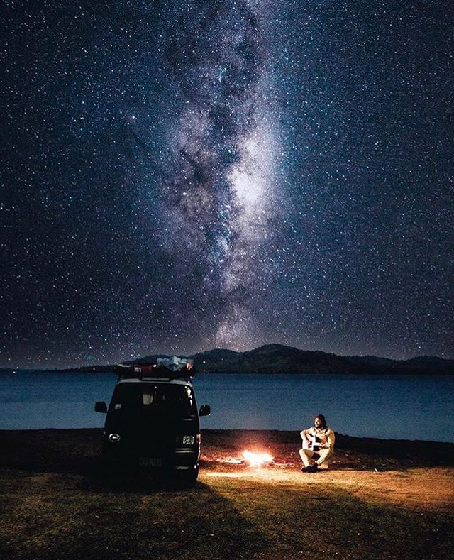We have been hanging out with @haydenseyes the last few days and sharing stories of his awesome adventures living from a van in Australia capturing the epic scenery along the way. Head over to his page to get inspired to hit the road & explore 👌🏼