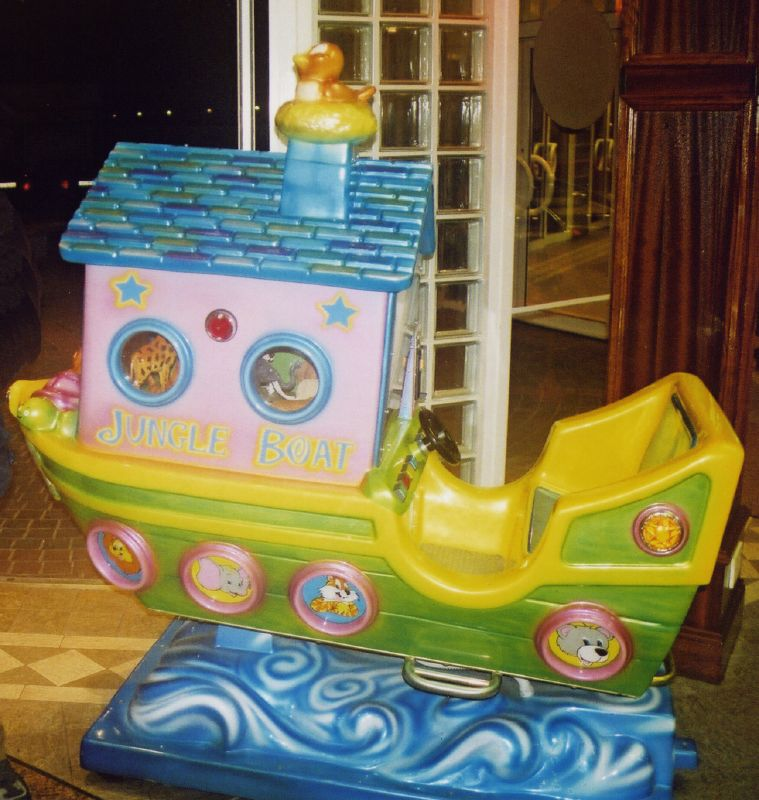 jungleboat