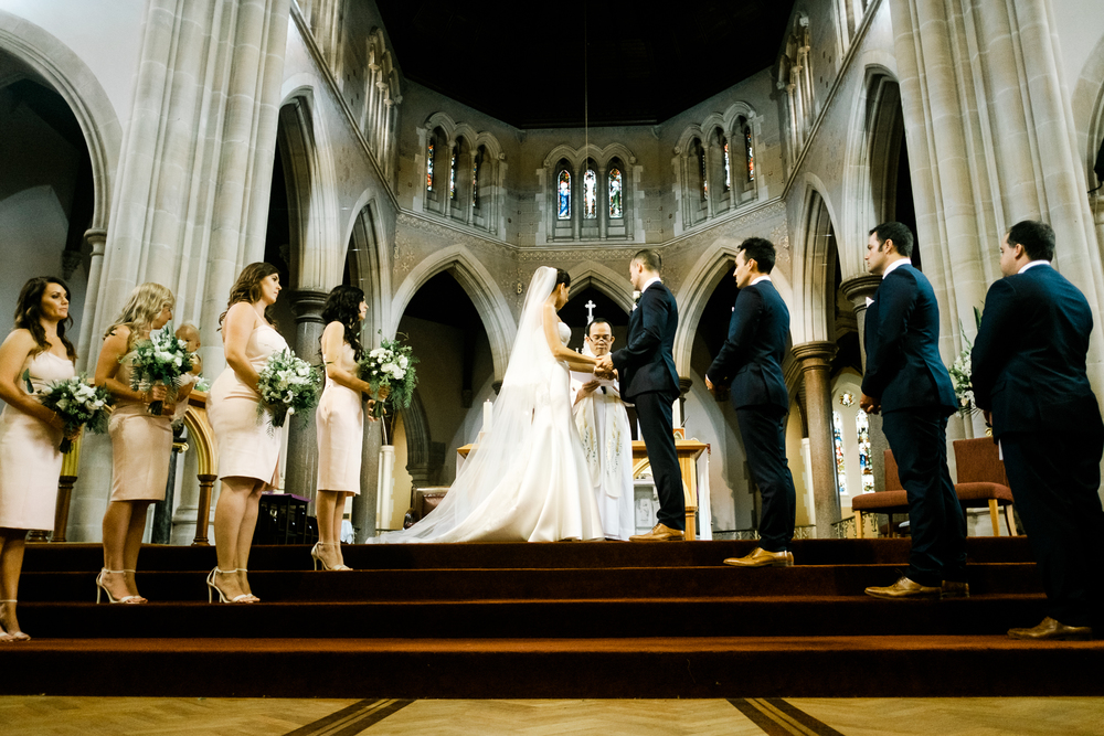 Ally Steves Elegant Wedding C L A R I S S E Photography