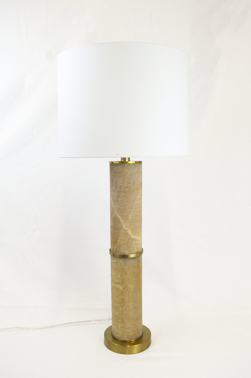 Marble Table Lamp - # 13179