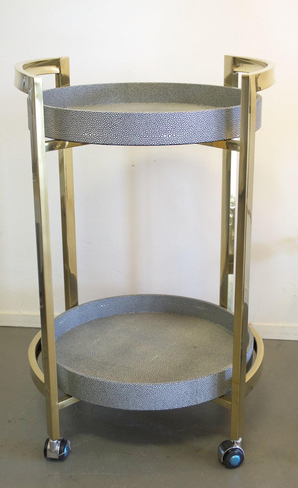 Mini Bar Cart - # 11677