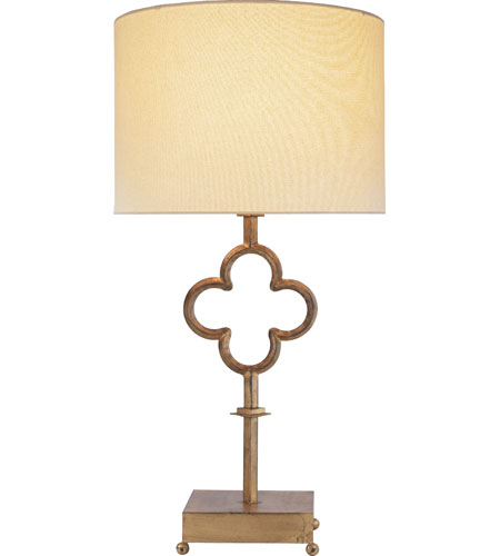 Clover Table Lamp # 6537