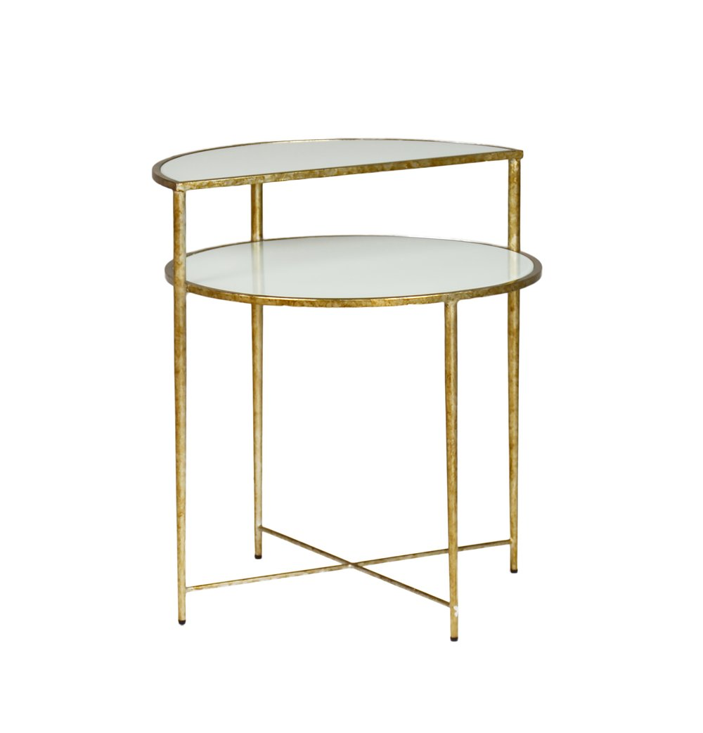 Tiered Side Table - # 13178