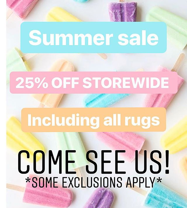 25% off STOREWIDE sale at Mack! 🌞