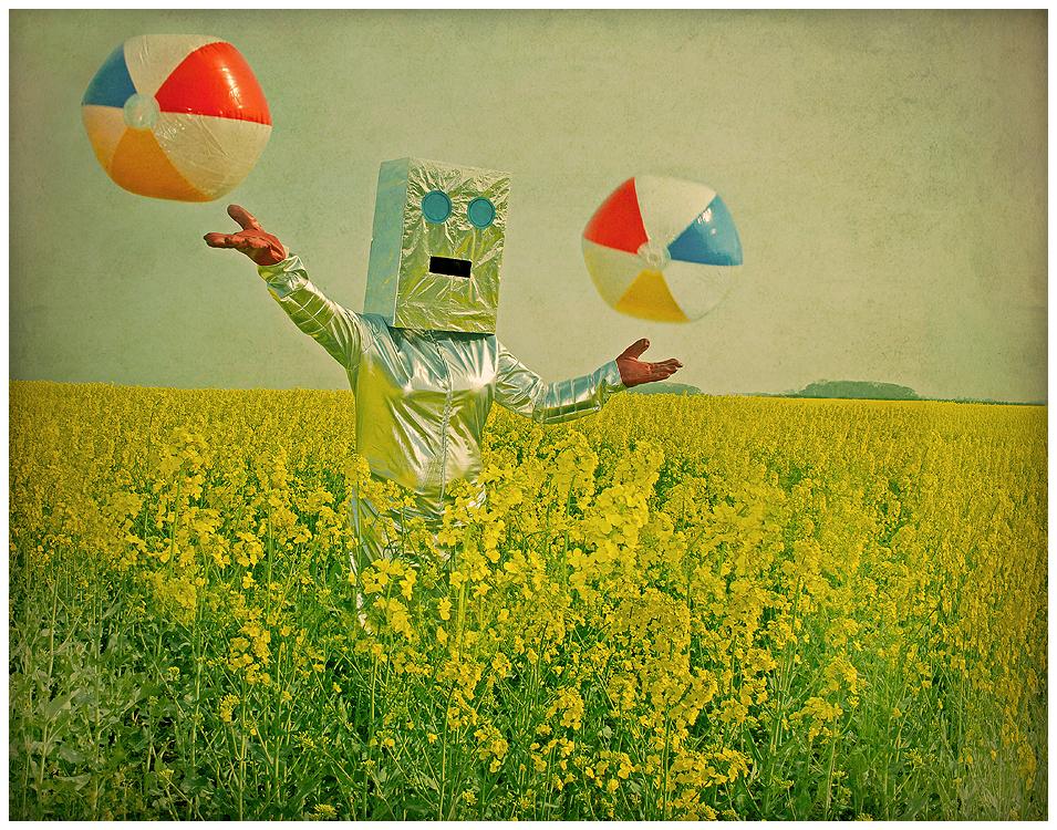 Barmston Robot 2010