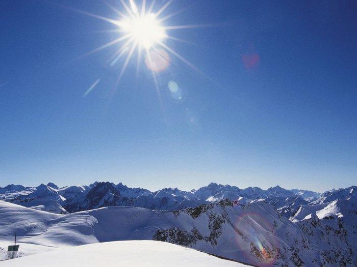 Ski-/Langlaufen