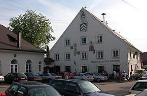 Brauereigasthof Krone, Kronburg