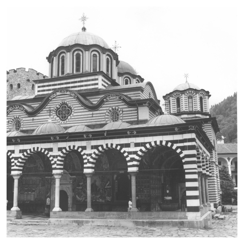 The Monastery of Saint Ivan of Rila