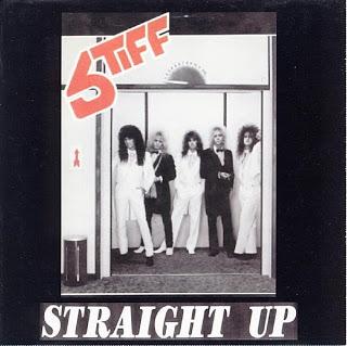 "STIFF - ""Straight Up"" EP"