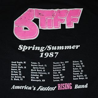 STIFF Tour Shirt