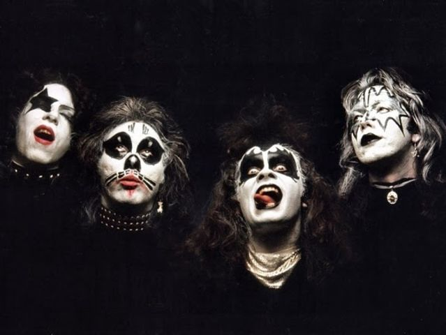 Kiss Dressed To Kill Listos Para Matar