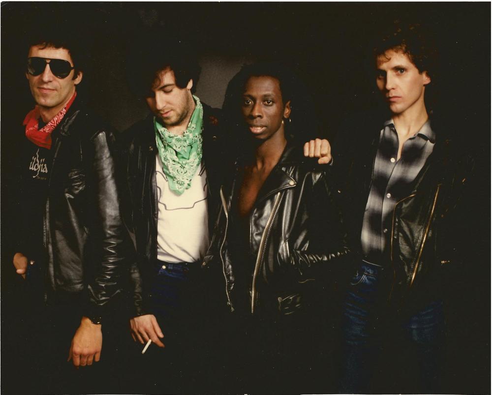 Willie Phoenix &The Shadowlords - Jim Johnson, Steve Donnellon, Willie, Greg Glasgow