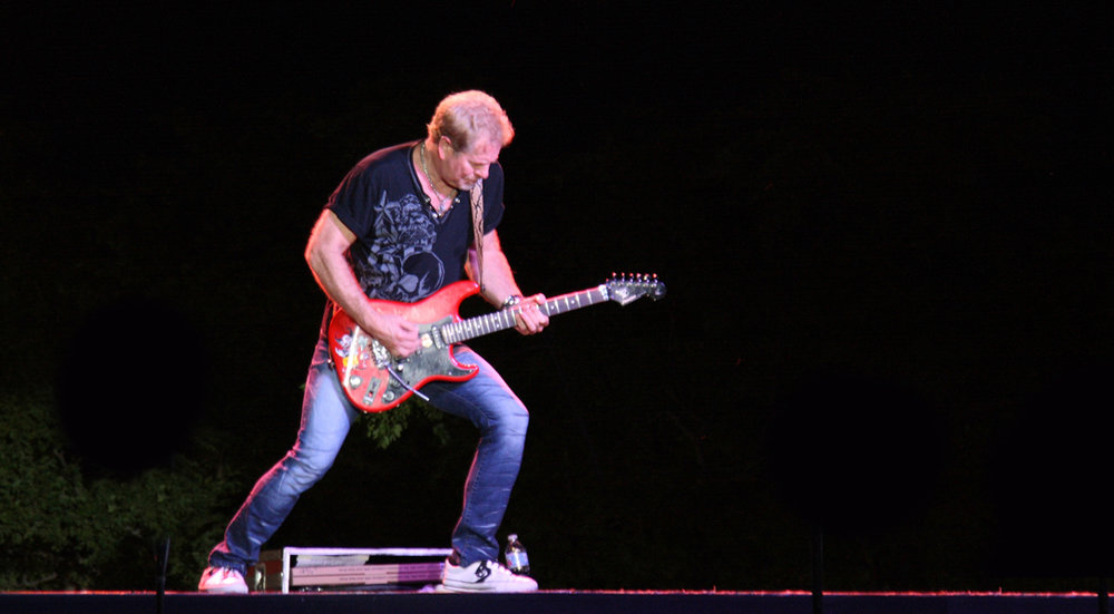 Brad Gillis Rocking in America / Detroit.