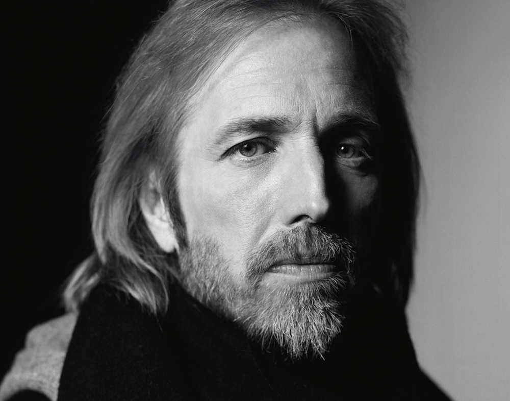 Tom Petty, photo by Tom Seliger