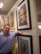 Outsider Art Fair  , January 27 - 29, 2012