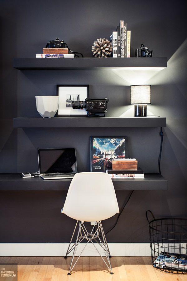 3. DECORA. Agregar objetos decorativos, de preferencia relacionados con tu oficio, es una excelente manera de comunicar tu personalidad a tus clientes ycolaboradores.