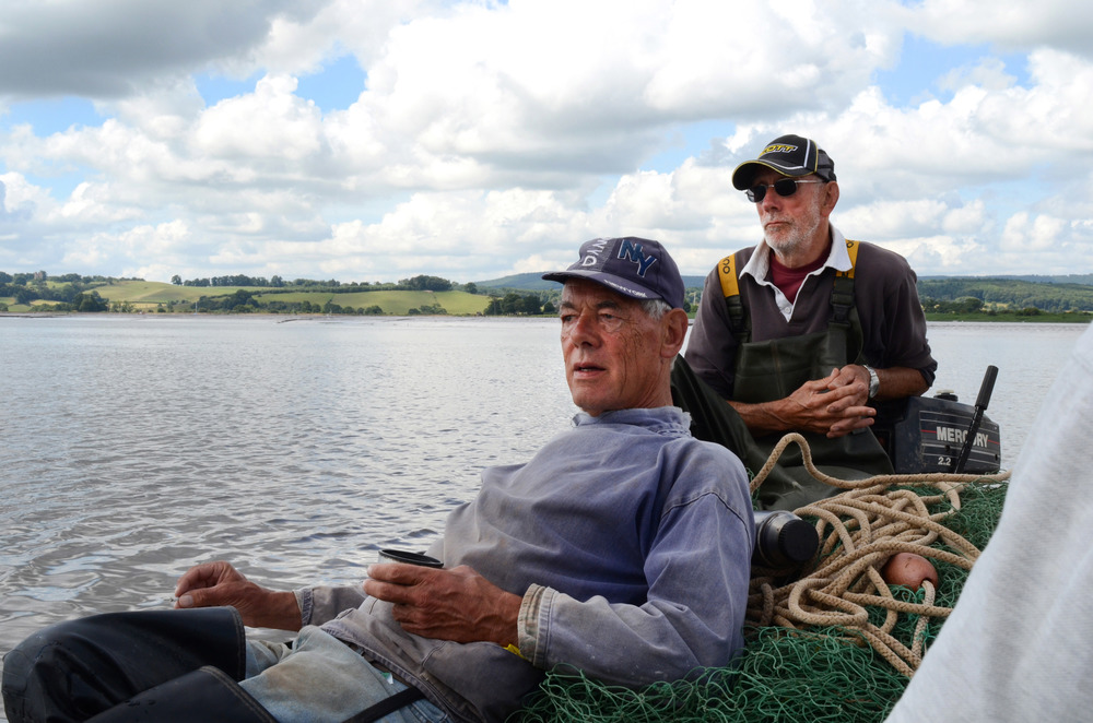 Topsham Salmon Fishing