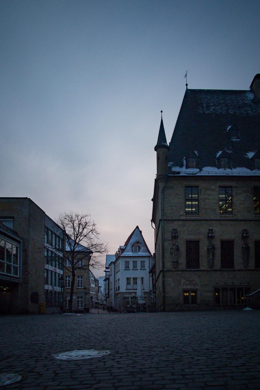 Long exposure Osnabrück