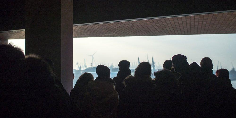 Elbphilharmonie Panorama Fenster