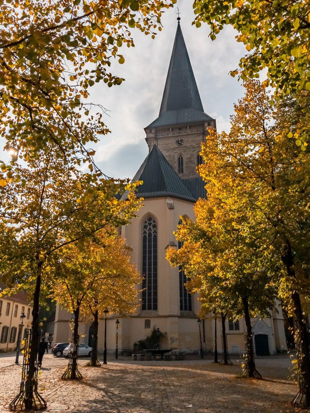 St. Katharinen Osnabrück